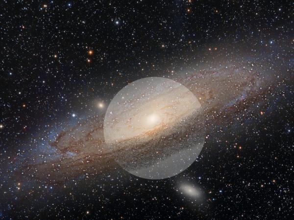 Cuántos planetas hay en el Sistema Solar, universo y Vía Láctea
