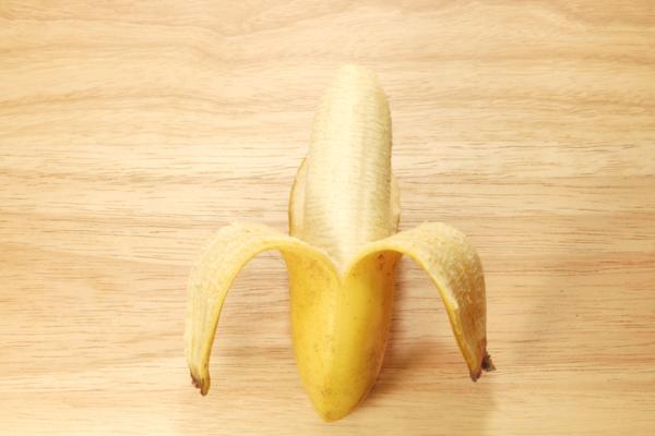 Tipos de plátanos - Plátano dominico o enano