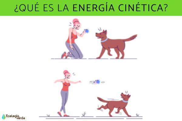 Qué es la energía cinética y ejemplos