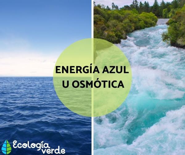 Energía azul: qué es, ventajas y desventajas