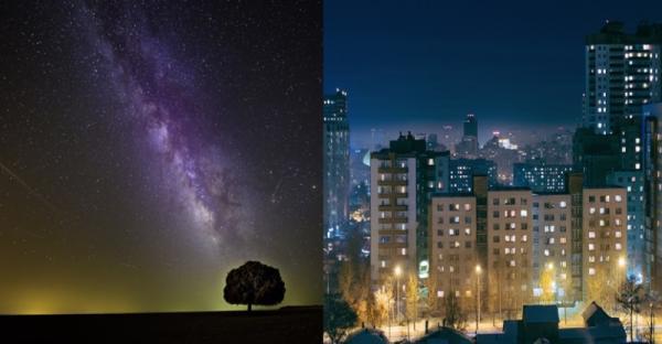 Por qué en las ciudades no se ven las estrellas - Por qué en las zonas rurales se pueden ver las estrellas y en las ciudades no