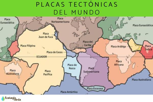 Regiones volcánicas y sísmicas del mundo - El origen de los volcanes y los sismos