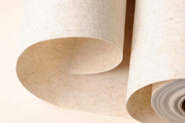 Papel pintado ecológico y compostable, ¿cómo ponerlo?