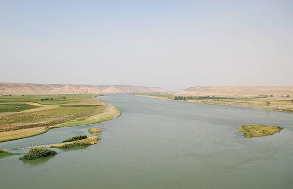 Regiones naturales de Asia - Llanuras fluviales del Sur