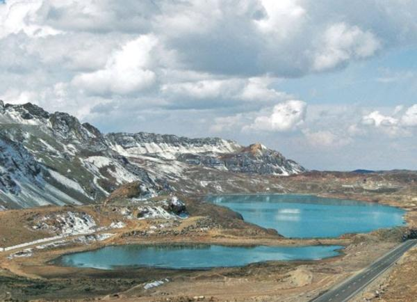 Las ecorregiones de Bolivia y sus características - Puna centro andina