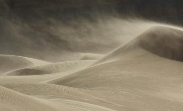 Cómo se forma una tormenta de arena y cuánto dura - Cómo se forma una tormenta de arena