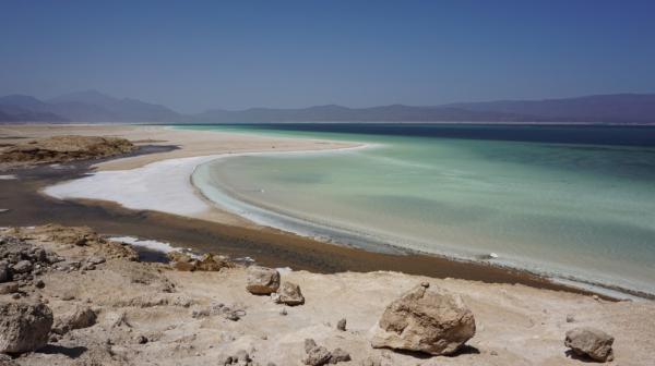 Por qué el agua del mar es salada