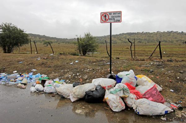 Problemas ambientales en Chile - Gestión de residuos sólidos