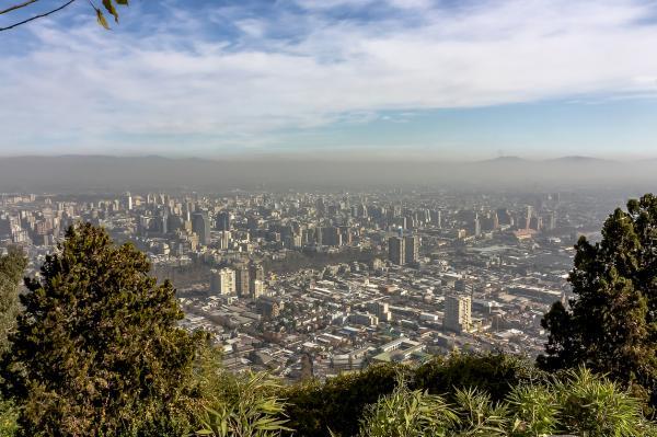 Problemas ambientales en Chile