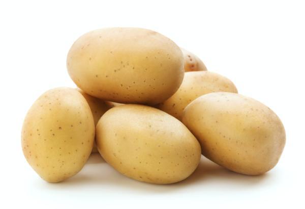 Tipos de patatas - Patata Monalisa, uno de los tipos de papas más conocidos