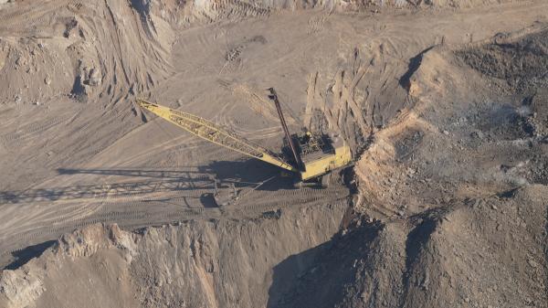 Cómo afecta al medio ambiente la extracción de minerales - Ejemplo de cómo afecta al medio ambiente la extracción de minerales