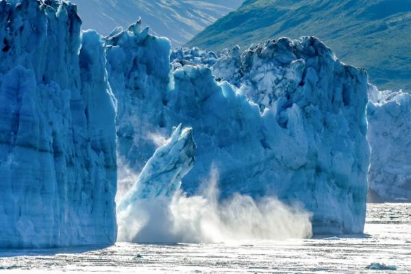 Tipos de erosión - Erosión glaciar