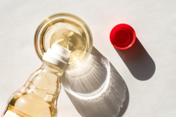 Remedios caseros para las moscas - Trampa para moscas con jabón y vinagre