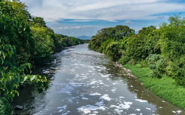Principales problemas ambientales en Colombia - Contaminación antrópica o provocada por el hombre