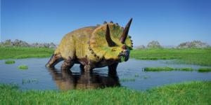 Dinosaurios herbívoros: nombres, tipos, características e imágenes