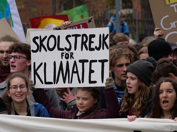 Quién es Greta Thunberg - Huelgas estudiantiles para frenar el drástico cambio climático