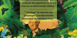 Comunidad biológica:qué es, estructura y ejemplos