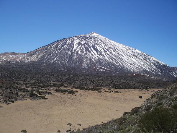 Principales Parques Naturales de España - Parque Nacional del Teide, un parque natural en las Islas Canarias