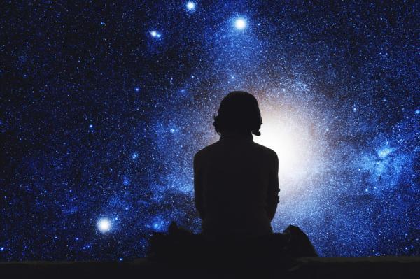 De qué forma son las estrellas del cielo