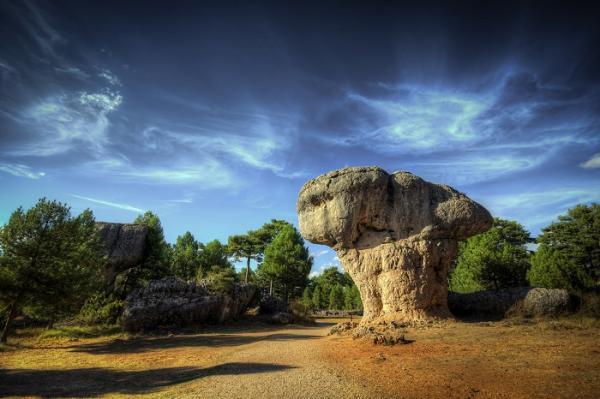Los 10 paisajes más bonitos de España - Ciudad encantada de Cuenca