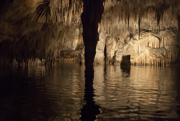 Los 10 paisajes más bonitos de España - Cuevas del Drach