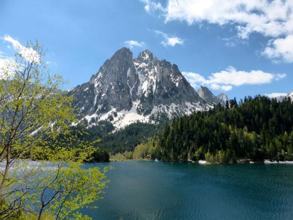 Los 10 paisajes más bonitos de España - Parque Nacional de Aigüestortes y Lago de San Mauricio
