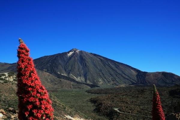 Los 10 paisajes más bonitos de España - Parque Nacional del Teide, Tenerife