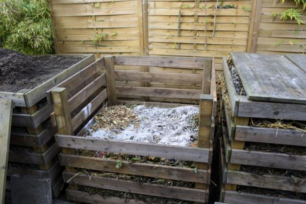 Cómo hacer un compostador casero - Cómo hacer un compostador casero con palets
