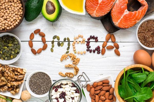 Consejos para bajar el colesterol de forma natural - Omega-3