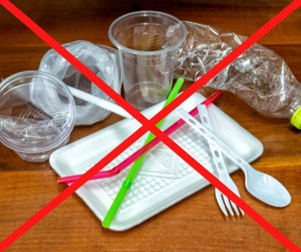 Cómo evitar la contaminación del plástico - No uses productos de plástico de un solo uso