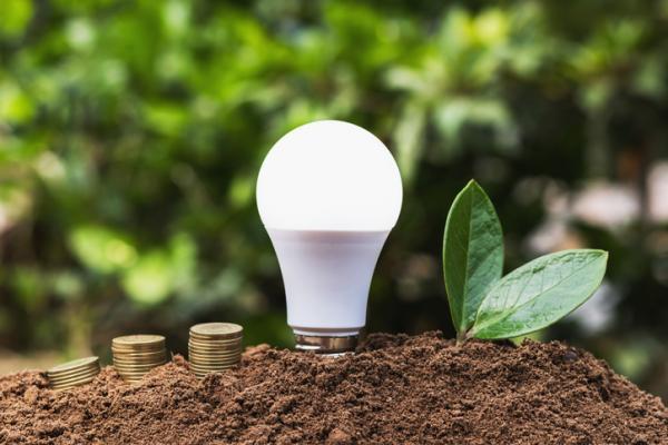 Iluminación ecológica LED para cuidar el medio ambiente
