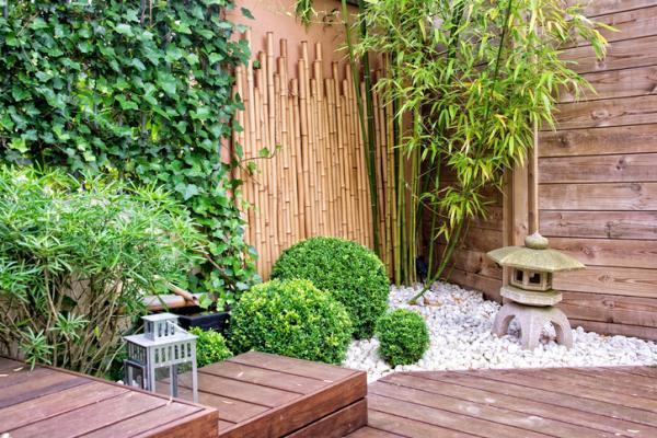 11 tipos de jardines - Jardín Feng Shui