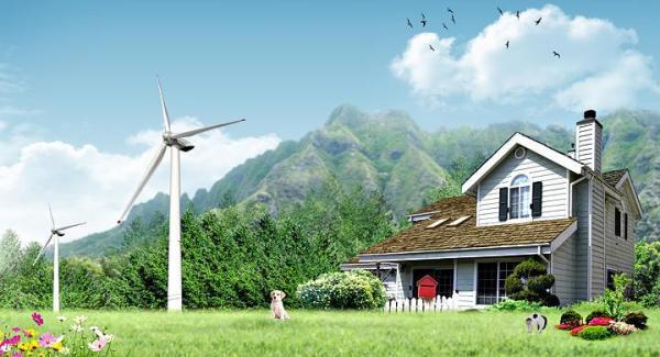 Cómo construir una casa ecológica y autosuficiente