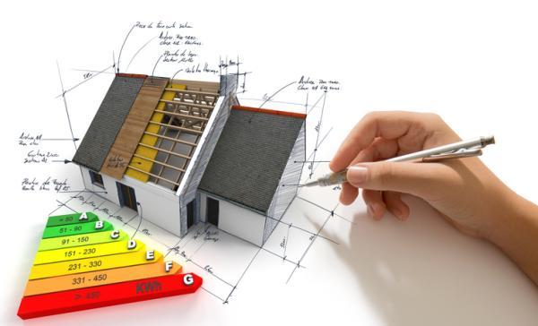 Cómo construir una casa ecológica y autosuficiente - Eficiencia energética