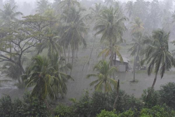 Les climats dans le monde - Climat de mousson