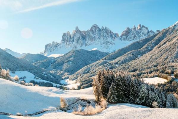 Les climats dans le monde - Climats de montagne