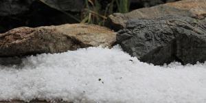 Comment se forme la neige et la grêle