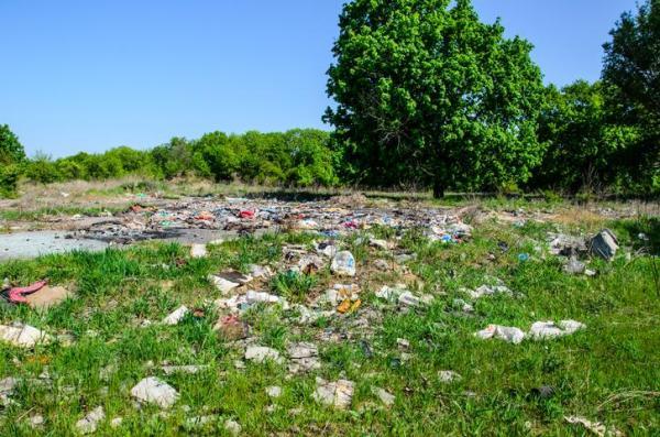 La pollution du sol - Causes, conséquences et solutions - Quelques tristes photos de la pollution du sol ou de la terre