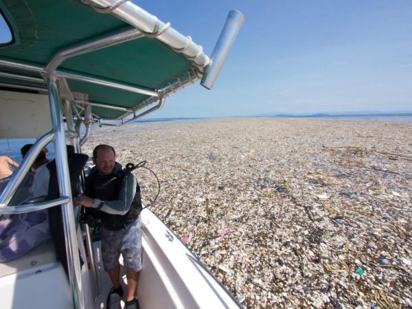 Plastique dans la mer : causes, conséquences et solutions - Combien de tonnes de plastiques dans les océans ?