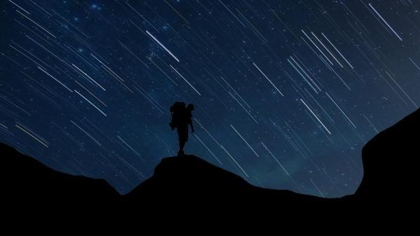 Qu'est-ce qu'une étoile filante ?