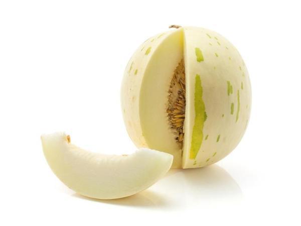 8 types de melons - Melon Branco ou melon blanc