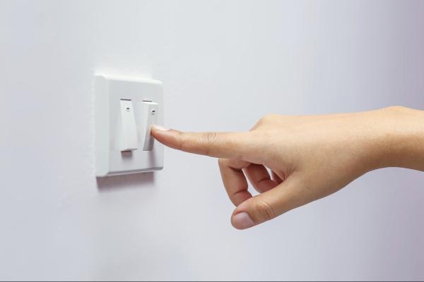 Comment protéger l'environnement en entreprise - Éteindre les appareils électroniques