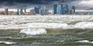 Élévation du niveau de la mer : causes et conséquences