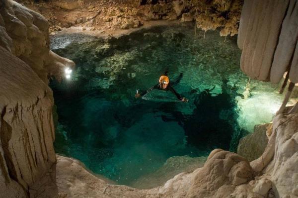 Rivière souterraine : Définition et formation - Noms de rivières souterraines