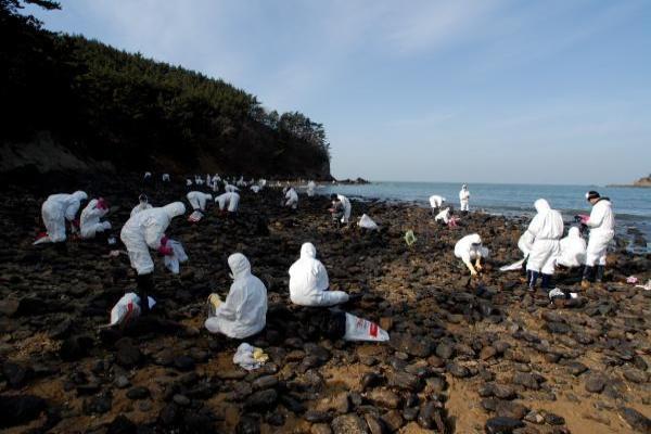 20 problèmes environnementaux - Solutions et exposé sur l'environnement - Accidents pétroliers