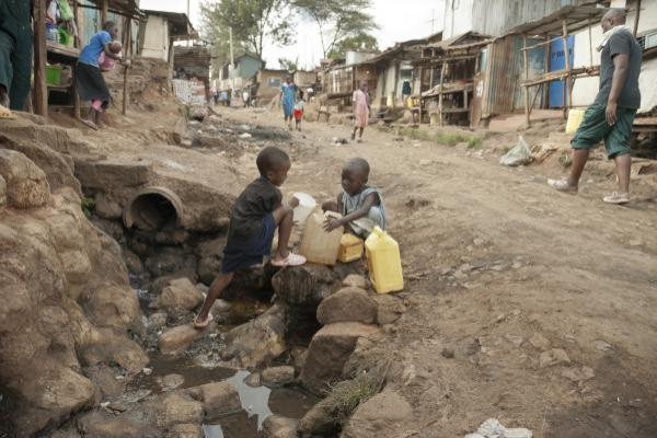 20 problèmes environnementaux - Solutions et exposé sur l'environnement - Pénurie d'eau