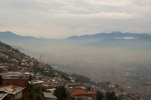20 problèmes environnementaux - Solutions et exposé sur l'environnement - Pollution atmosphérique